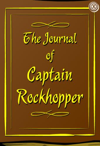 rockhopper journal cover
